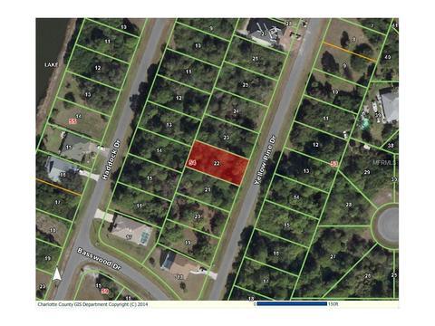 112 Yellow Pine Dr, Rotonda West, FL 33947