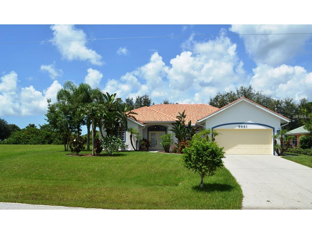 6651 David Blvd, Port Charlotte, FL