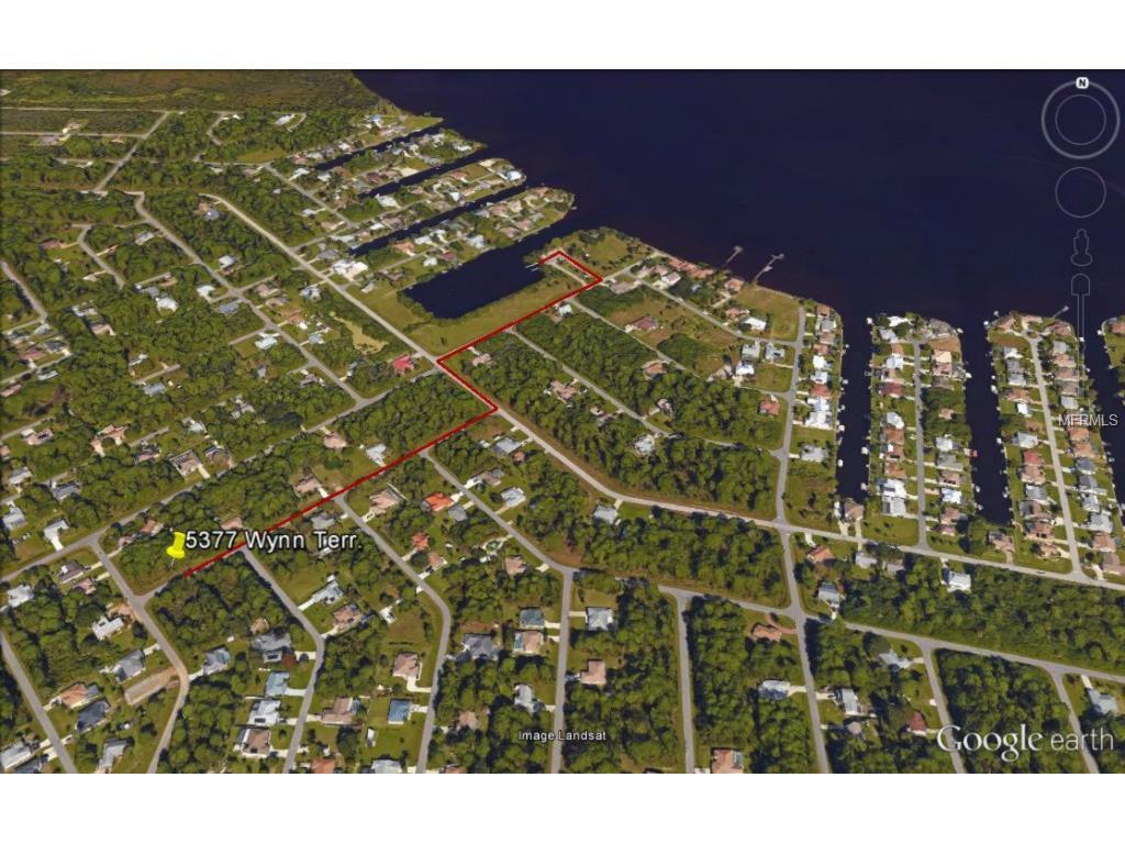 5337 Wynn Terrace, Port Charlotte, FL 33981