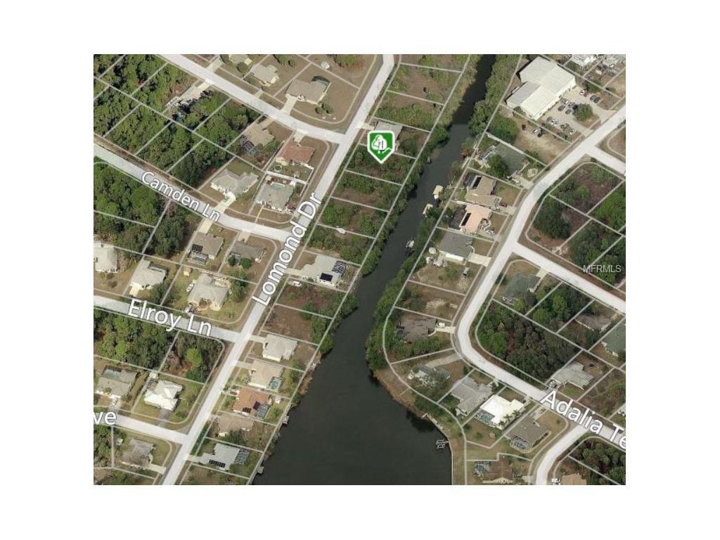 410 Lomond Drive, Port Charlotte, FL 33953