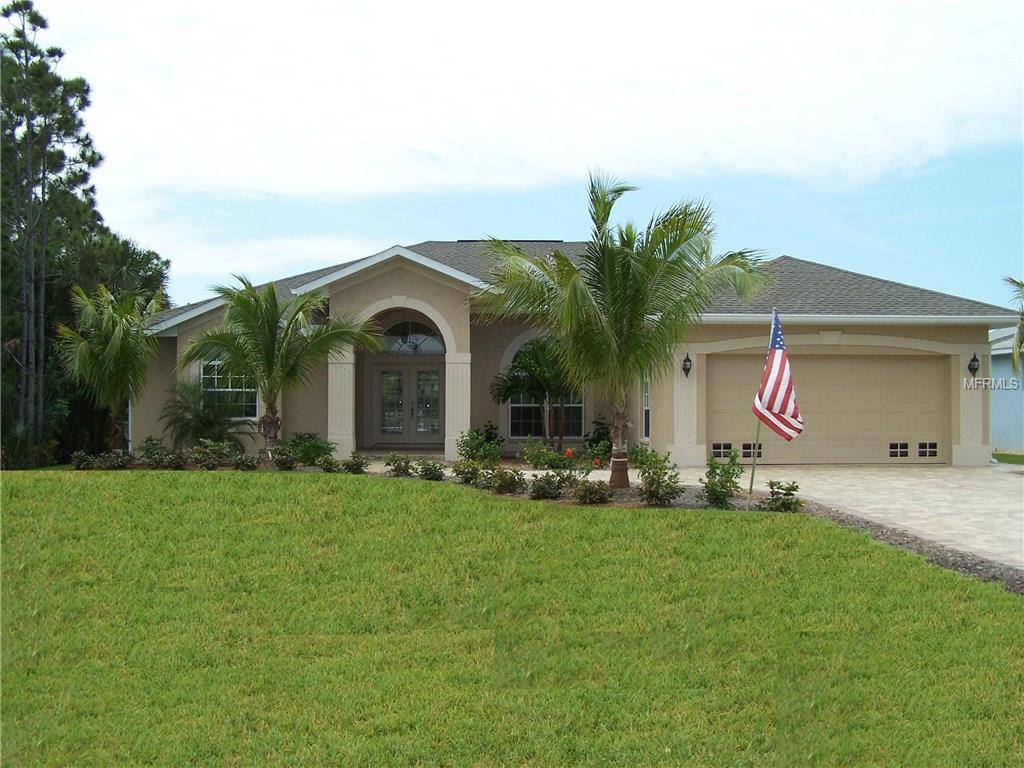 921 Park Place Drive, Englewood, FL 34223