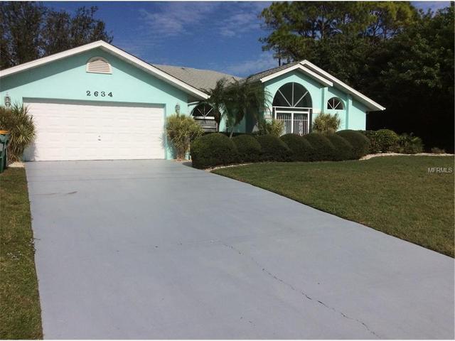 2634 Auburn Blvd, Port Charlotte, FL 33948