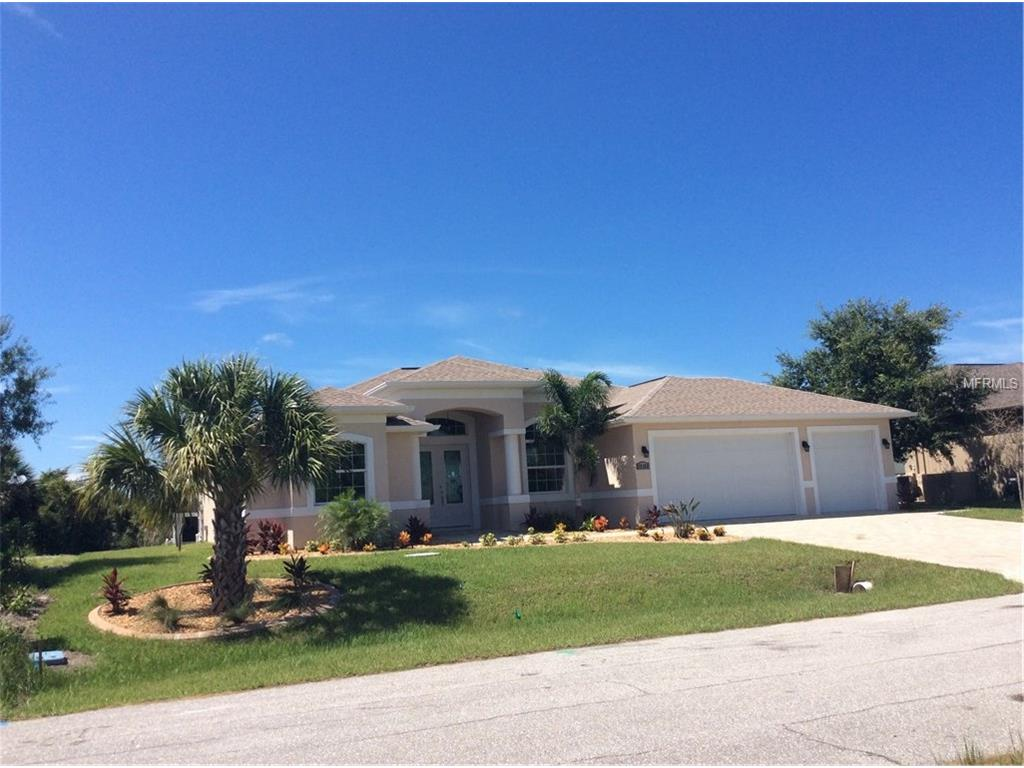 14502 Maysville Circle, Port Charlotte, FL 33981