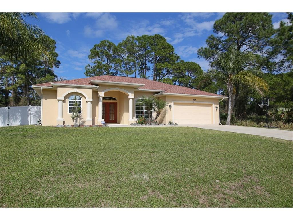 7454 Rockwell Ave, North Port, FL