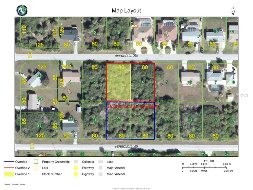 18035 And 18043 Avonsdale Circle, Port Charlotte, FL 33948