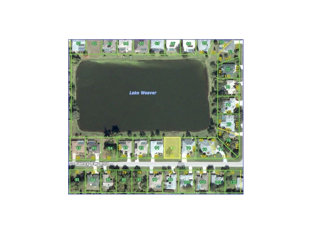 9072 Bantry Bay Boulevard, Englewood, FL 34224