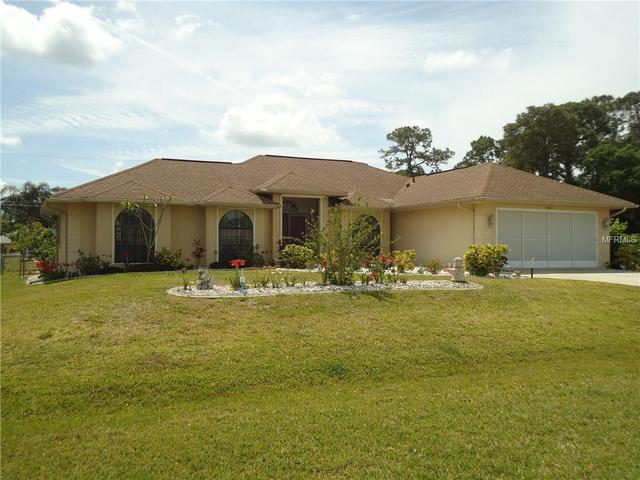 4524 S Salford Blvd, North Port, FL