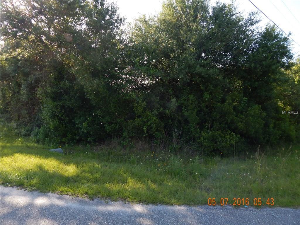 Loxley Avenue, North Port, FL 34291