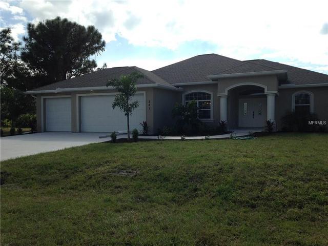 2450 Crittendon St, North Port, FL