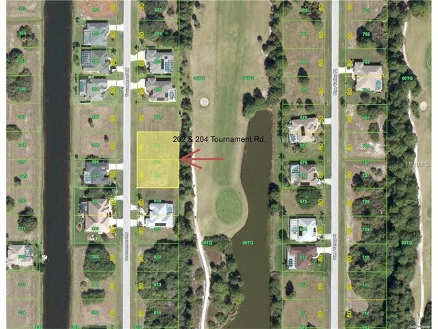 202 204 Tournament Rd, Rotonda West, FL 33947