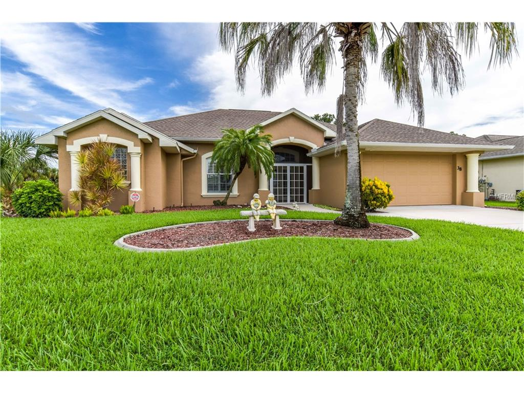 38 Clubhouse Court, Rotonda West, FL 33947