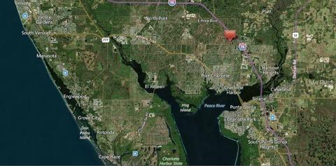 North Port Florida Map.Lot 7 Block 2347 Gladview Circle North Port Fl 6 Photos Mls