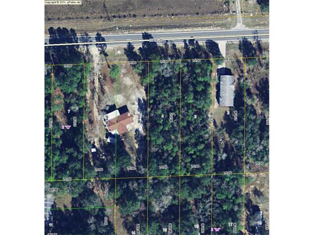 Ishie Ave, Bronson, FL 32621