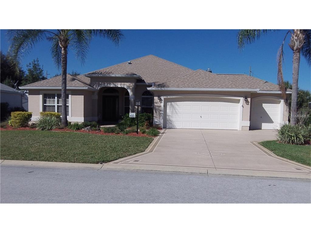 9321 SE 176th Saffold St, The Villages, FL