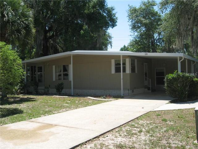 58 N Bobwhite Rd, Wildwood, FL 34785