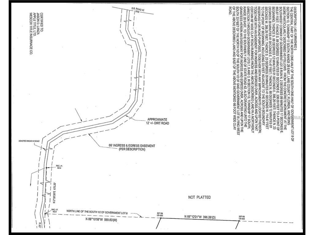 Wild Acres Trail, Paisley, FL 32767