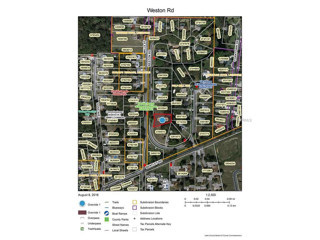 Weston Road, Leesburg, FL 34748