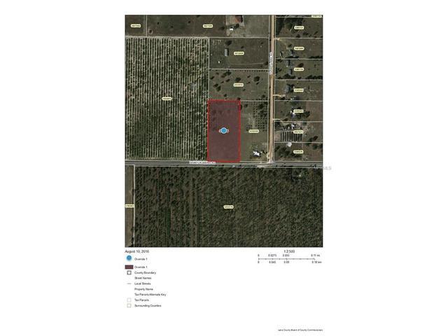 Dewey Robbins Road, Howey In The Hills, FL 34737