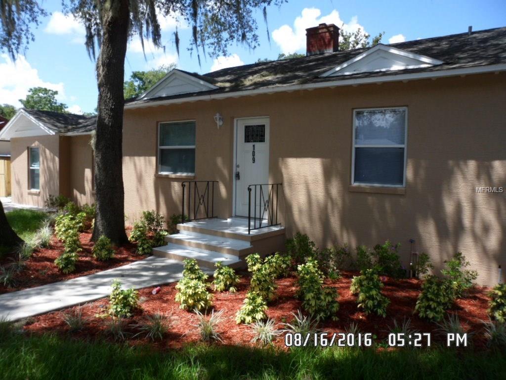 109 N Oakland Street, Leesburg, FL 34748