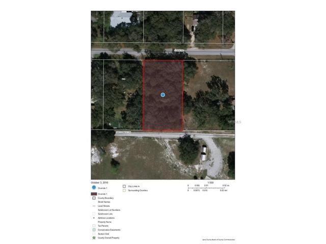 Clark Rd, Fruitland Park, FL 34731