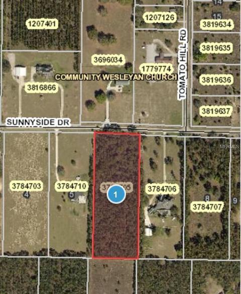 Map Of Leesburg Florida.Sunnyside Drive Leesburg Fl 34748 Mls G4853179 Movoto Com
