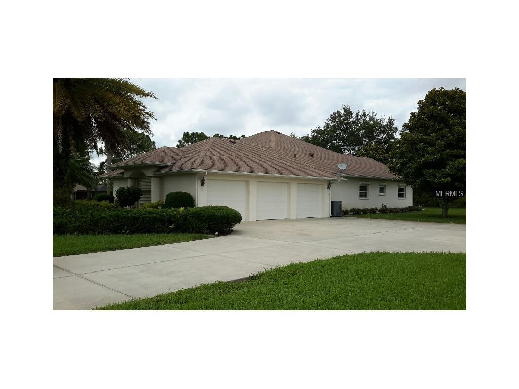 274 Rotonda Boulevard N, Rotonda West, FL 33947