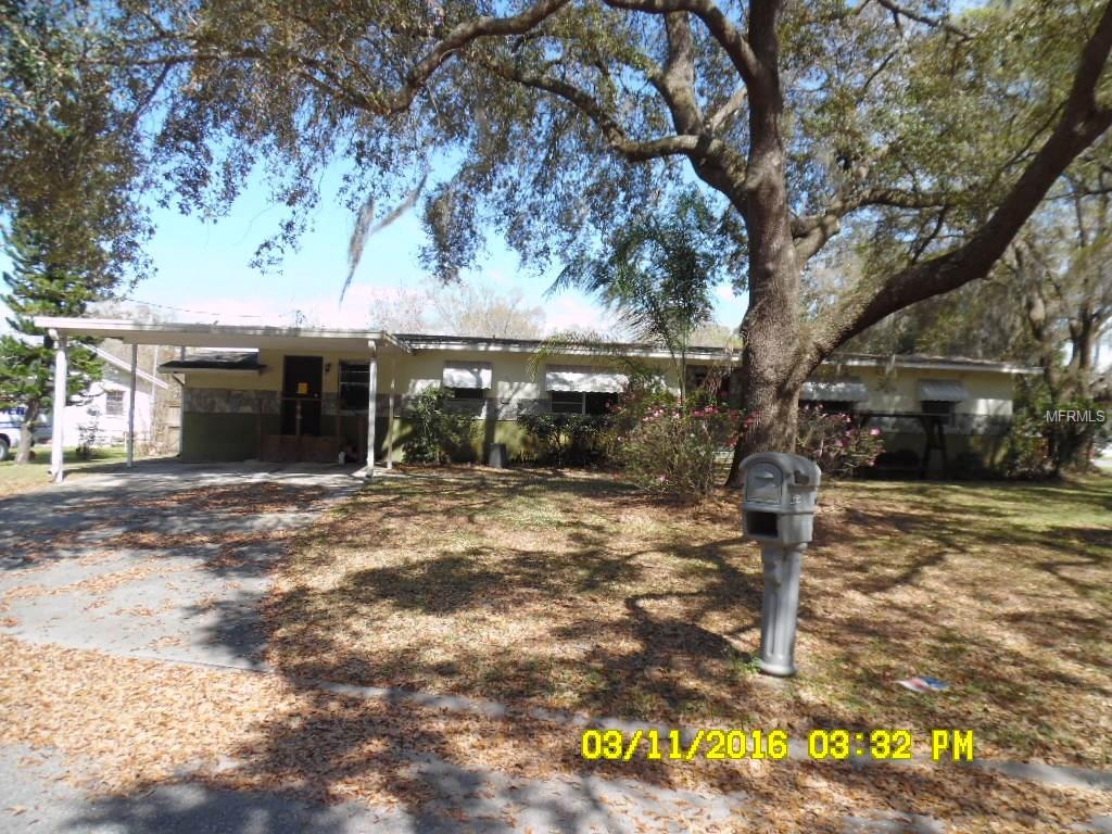 1202 N Palm Dr, Plant City, FL