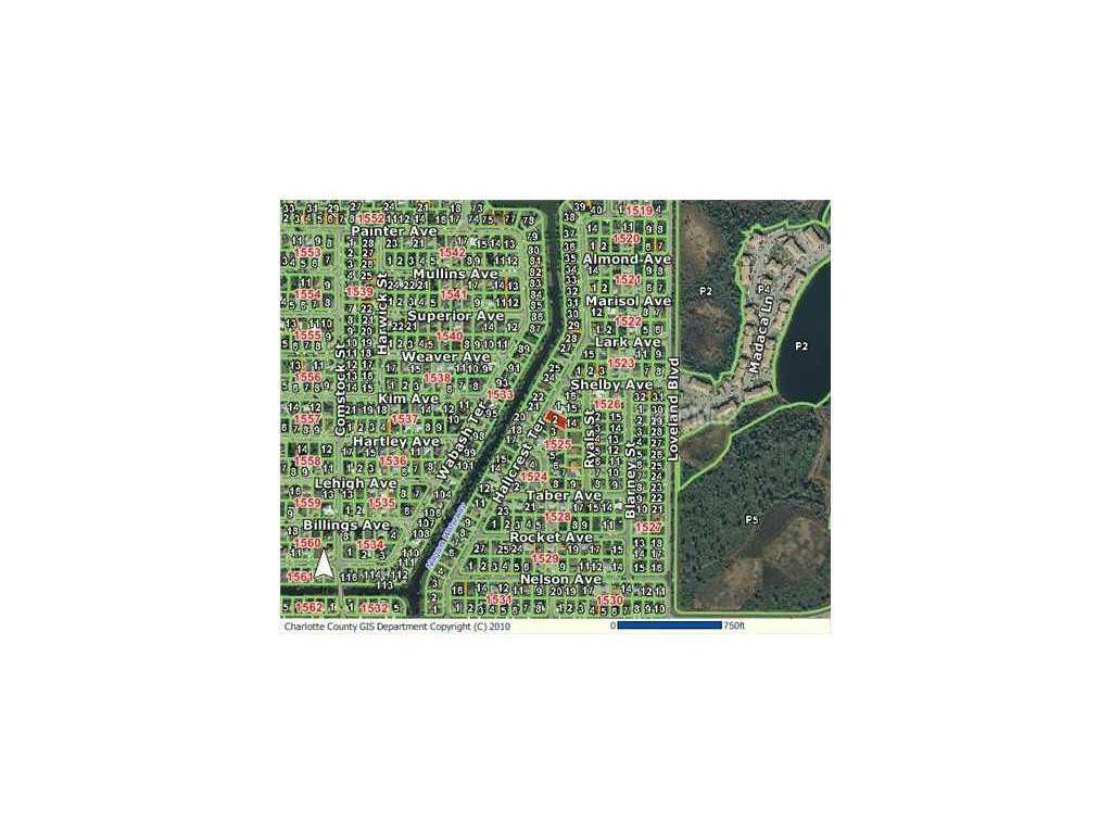 386 Hallcrest Terrace, Port Charlotte, FL 33954