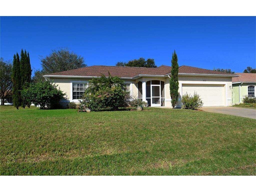 2653 Hopwood Rd, North Port, FL