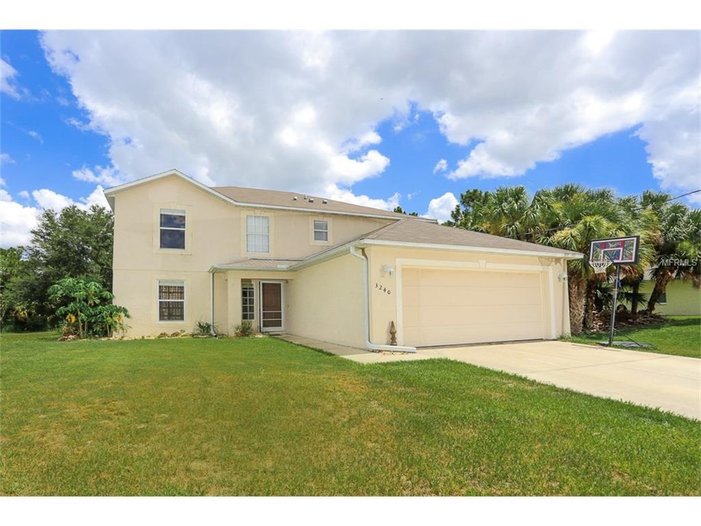 3240 Taunton Avenue, North Port, FL 34286