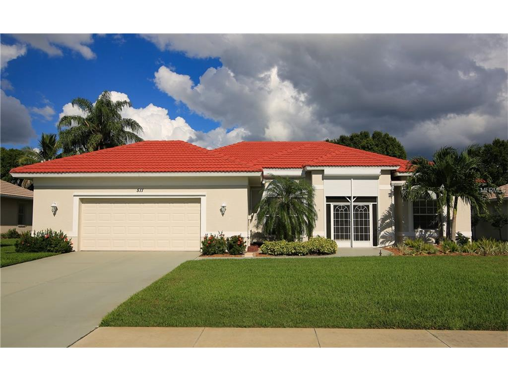 511 Lake Of The Woods Dr, Venice, FL 34293