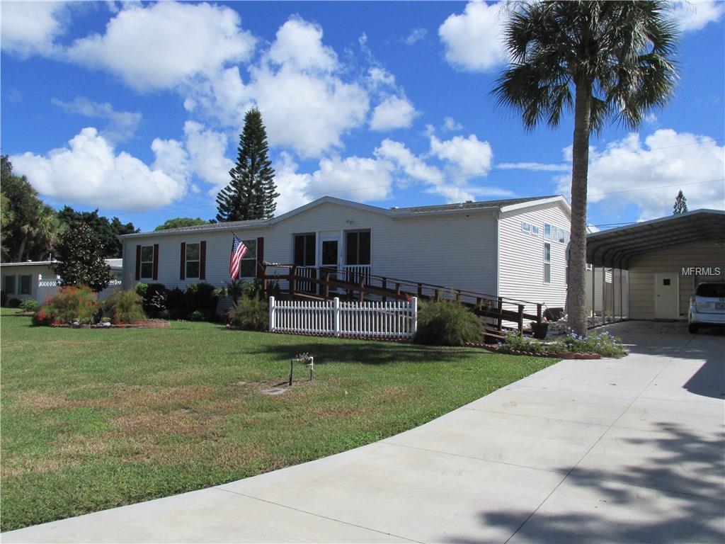 110 W Marland Court, Nokomis, FL 34275