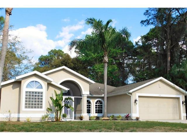 1544 S Chamberlain Blvd, North Port, FL 34286