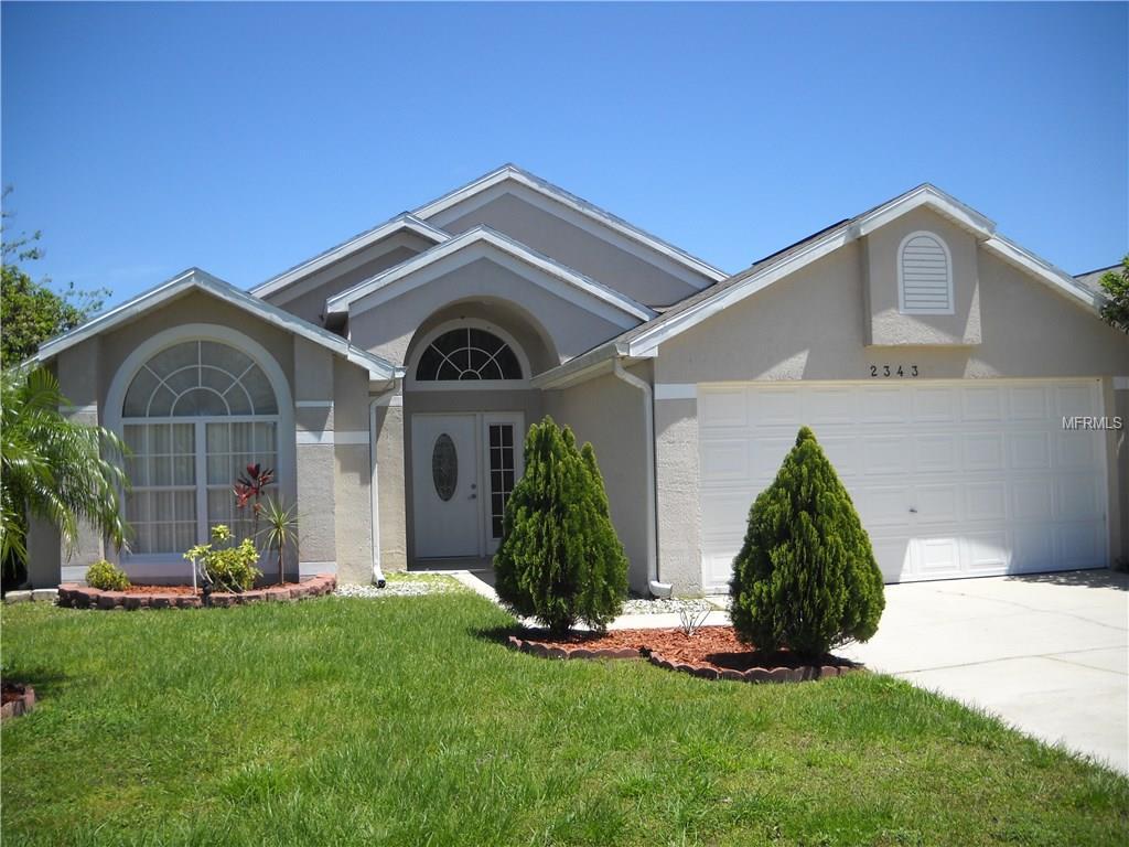 2343 Lily Pad Ln, Kissimmee, FL