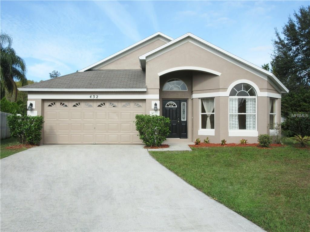 432 Fieldstream North Blvd, Orlando, FL