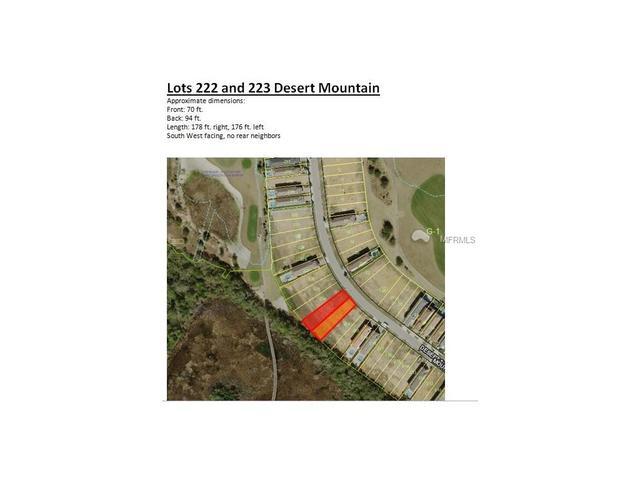808 Desert Mountain Ct, Reunion, FL 34747