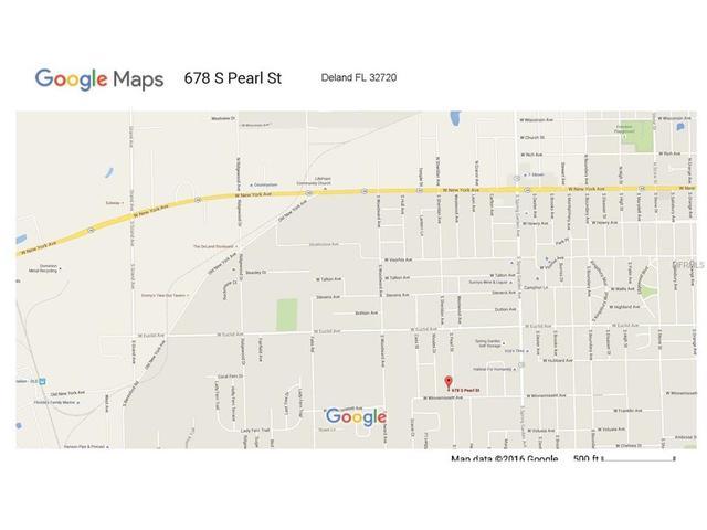 664 S Pearl St, Deland, FL 32720