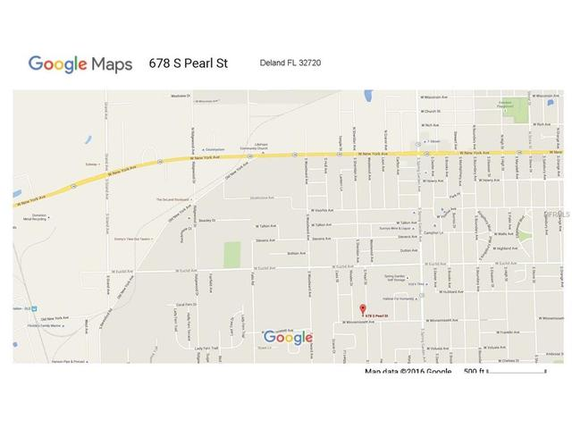 642 S Pearl St, Deland, FL 32720