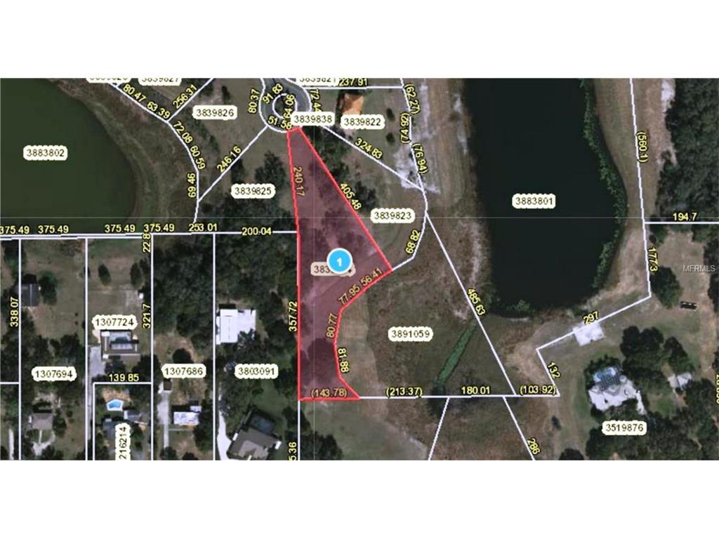 526 Two Lakes Lane, Eustis, FL 32726