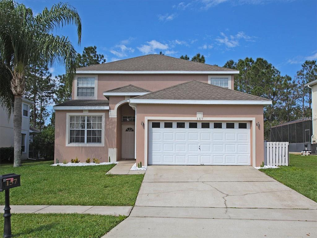 157 N Hampton Dr, Davenport, FL