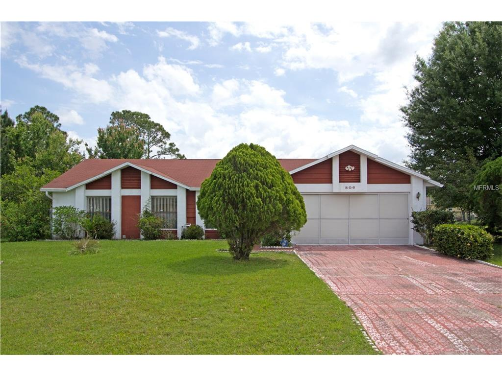 806 Hastin Pl, Kissimmee, FL