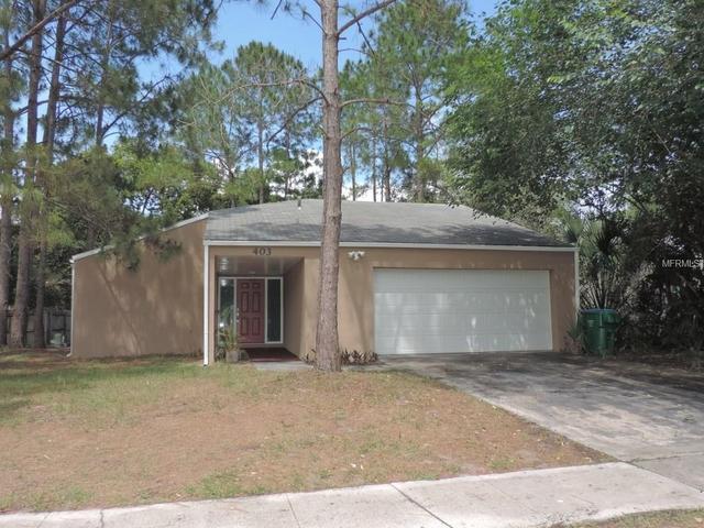 403 S Edgemon Ave, Winter Springs, FL