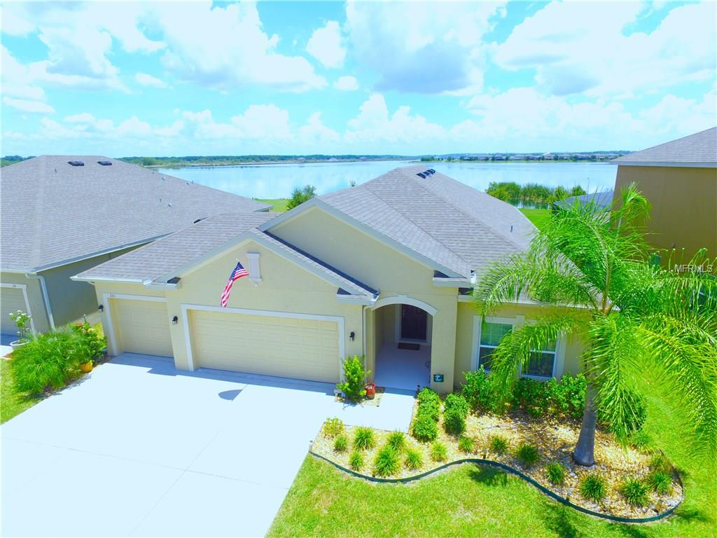 281 Blue Cypress Drive, Groveland, FL 34736