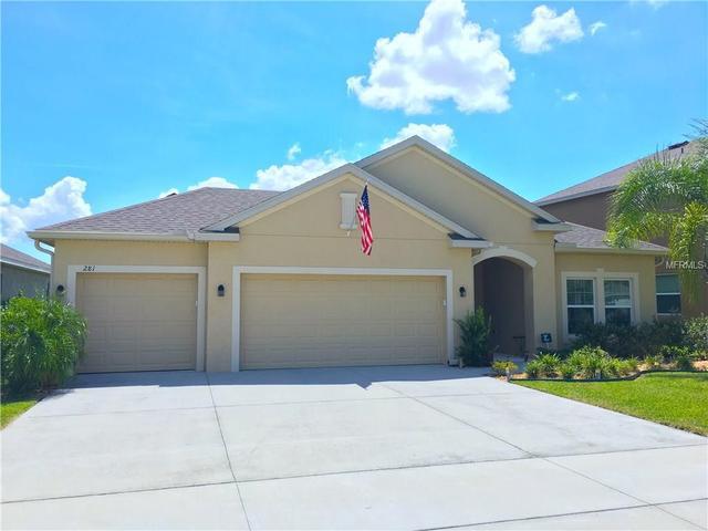 281 Blue Cypress Dr, Groveland, FL 34736