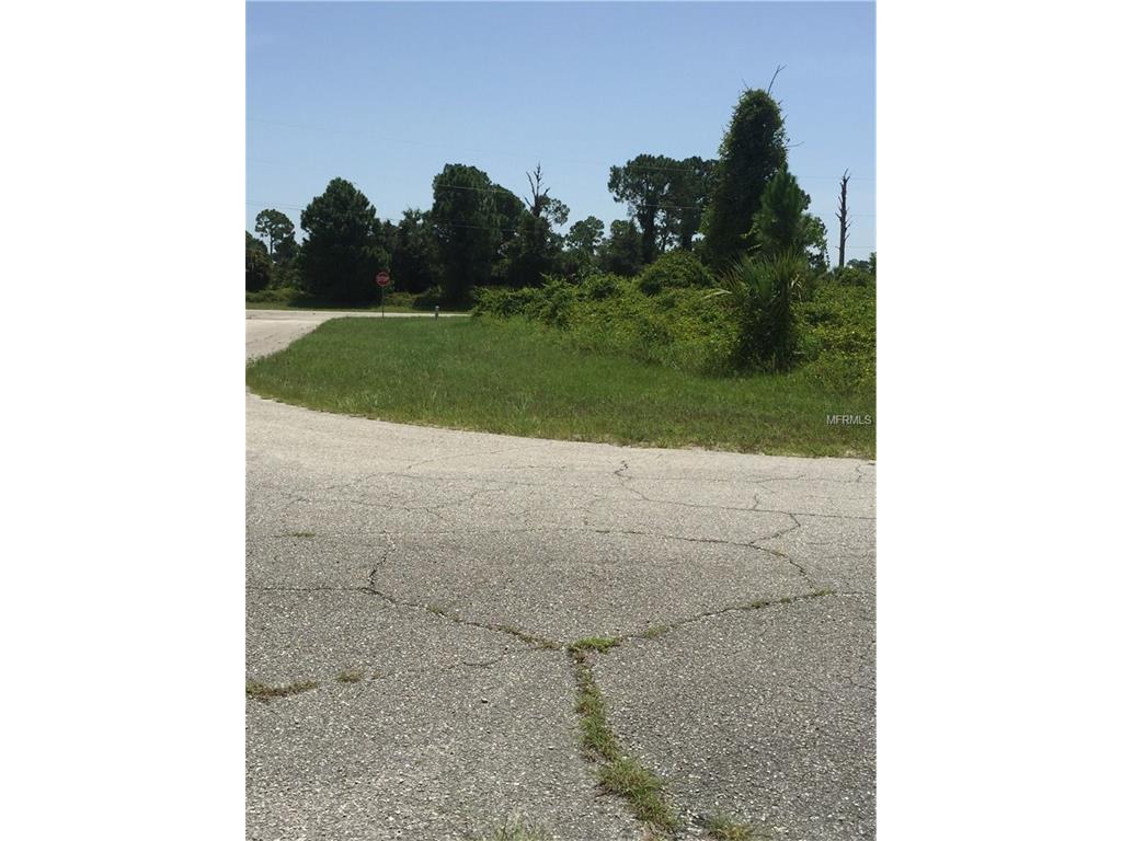 Mattox Circle, North Port, FL 34288