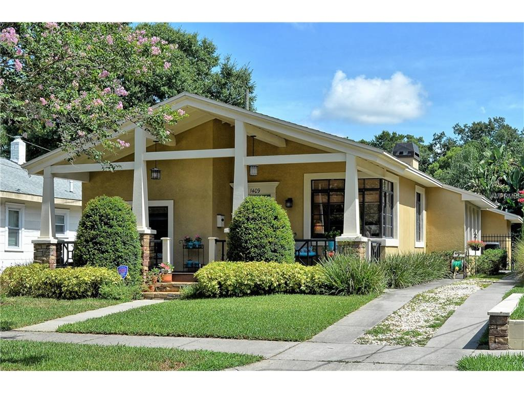 1409 E Ridgewood St, Orlando, FL 32803