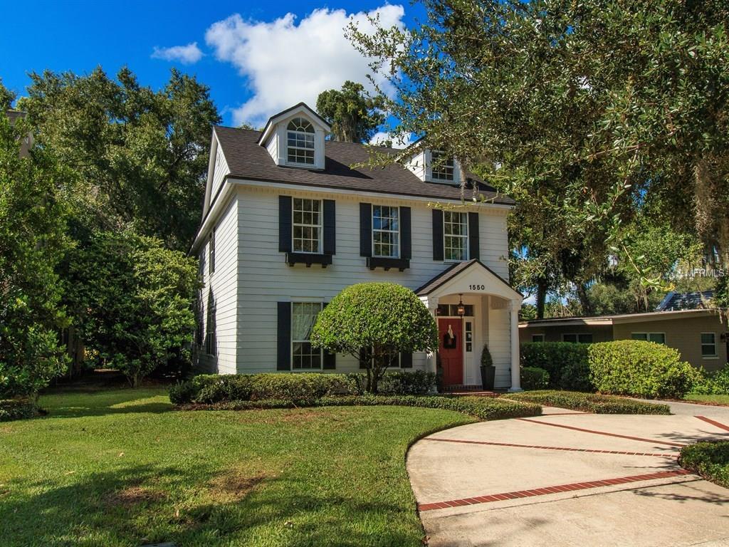 1550 Woodland Avenue, Winter Park, FL 32789