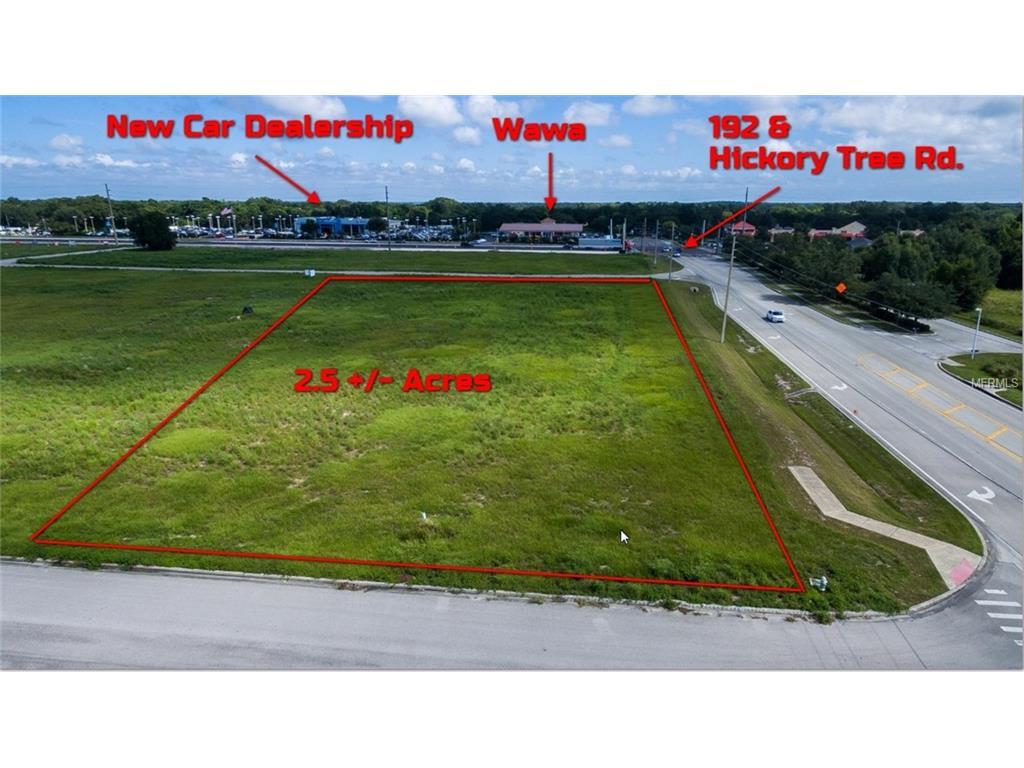 Hickory Tree Road, Saint Cloud, FL 34772