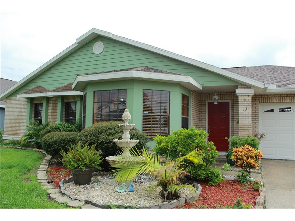 112 Honeywood Dr, Kissimmee, FL 34743