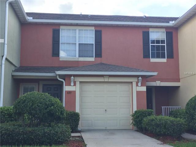 689 Cresting Oak Cir #80, Orlando, FL 32824